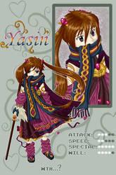 Yasin PixelID by LittleMeroko-chan