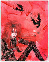red by JamDarvish