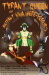 Toph Tyrant Queen Movie Poster by marbleglove