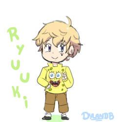 Chibi Ryuuki by animetomodachi