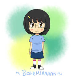 Bohemiaaaan by animetomodachi