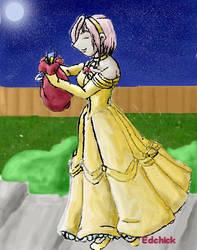 Naruto:sakura belle by edchick