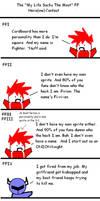 Final Fantasy: My Life Sucks by Bassara