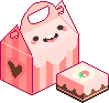 Milkbun's Valentine box by Ice-Pandora