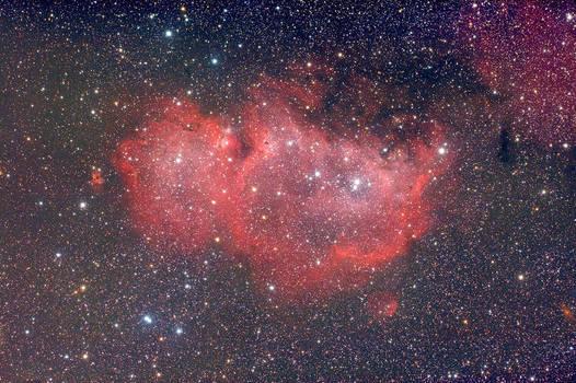 IC 1848 - Soul Nebula by ZeSly