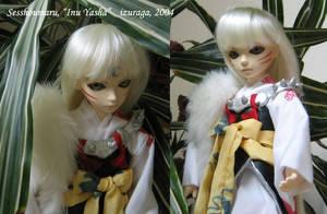 Sesshoumaru cosplay by izuraga