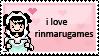 Rinmaru stamp by Rinmaru