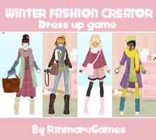 Winter Avatar Creator by Rinmaru