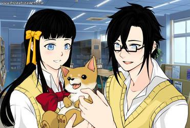 Manga Creator School Days Page:11 by Rinmaru