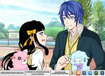 Manga Creator School Days page:15 by Rinmaru