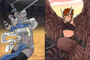 Manga Creator: World of Fantasy page.5 by Rinmaru