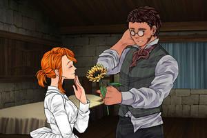 Manga Creator: Vampire Hunter page.14 by Rinmaru