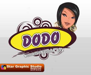 Dodo Logo by xmangfx