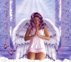 ::An Angel Comes Home:: by JunkbyJen