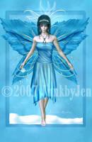 ::Winter Goddess:: by JunkbyJen