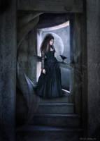 ::Lady of DeDark Manor:: by JunkbyJen