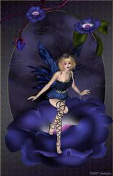 ::Sapphire Splendor:: by JunkbyJen