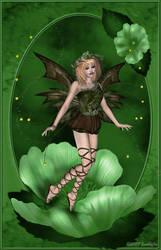 ::Emerald Embers:: by JunkbyJen