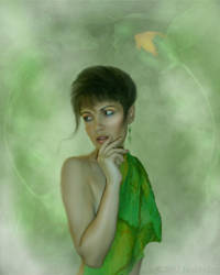::Lady Gells:: by JunkbyJen