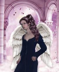 ::Guardian of Heaven:: by JunkbyJen