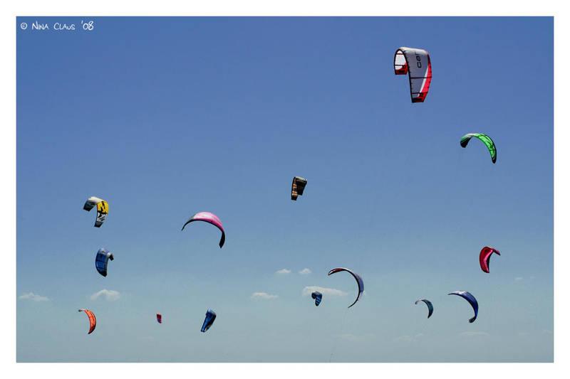 Kites by daschristkind