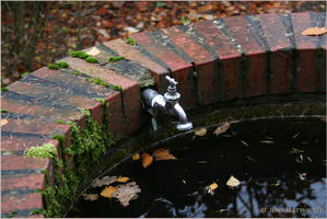 A fountain by daschristkind