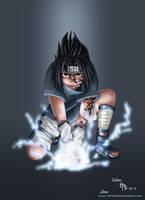 Sasuke Color by karaat