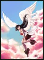 Angel by karaat