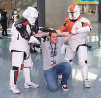 AX 08-32 - Clone Troopers by shadesmaclean