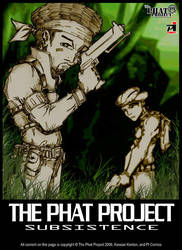 The Phat Project Poster 3 by Cyber-Six