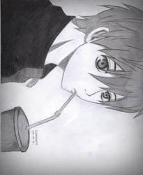 Kuroko 1.1 by lilredbleed