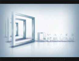 Design Waves Logo 01 by Atef-Emran