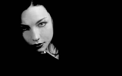 Amy Lee in Darkness by woet101