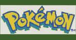 Pokemon Logo Pixel Art by Nonamewayward