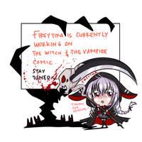 Chibi Announcement by fireytika