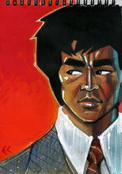 Bruce Lee 01 by ecofugal