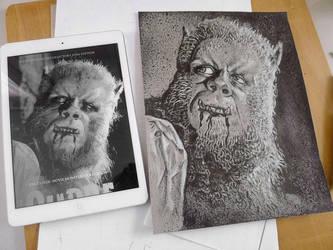 Werewolf by ecofugal