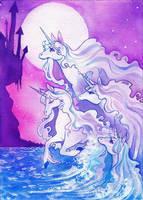 +Unicorns of the Sea+ by Tankero