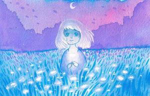 Flower Girl by Tankero