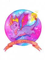 Spyro the Dragon by Tankero