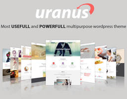 Uranus Crosslink by ThemeBucket