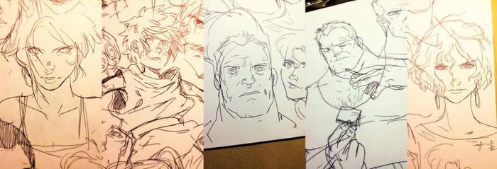 doodle 050312 by Gingashi