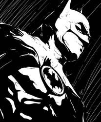 Batman - Dark Knight by DynamixINK