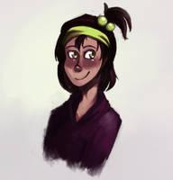 Sally Acachalla by Vamonkea