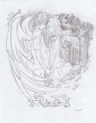 My Guardian Angel by nanase08