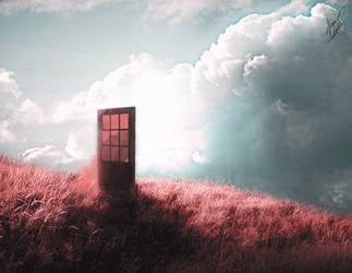 Door to our dreams. by BlindUa