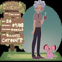 Harvest Lunatone App- Endymion by Mikijuq