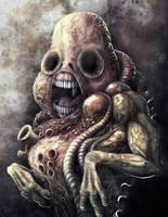 bizarre horror by badillafloyd