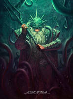 Poseidon - MyL by badillafloyd