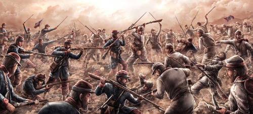Batalla de Tacna by badillafloyd